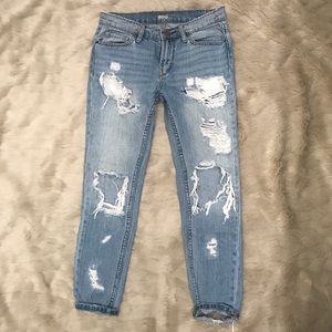 BDG distressed boyfriend jeans